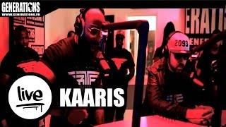 Kaaris - Je Remplis L'Sac 2 / Je Bibi 2 (Live des studios de Generations)
