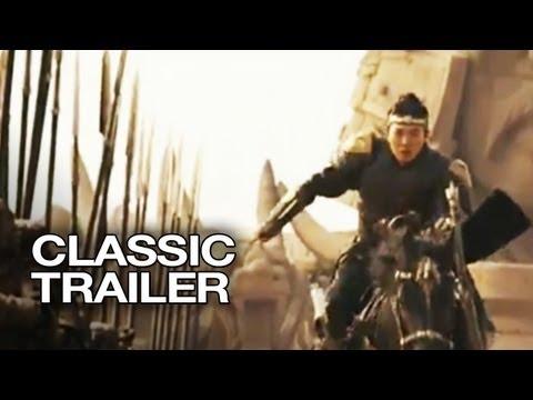 The Mummy 3 Official Trailer #1 - Brendan Fraser Movie (2008) HD