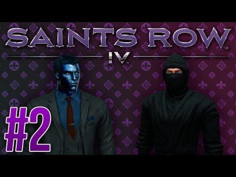 SUPERMOCE! (CZUŁEK JEST DZIEWCZYNKĄ) - Saints Row IV - skkf & Masterczułek [#2]