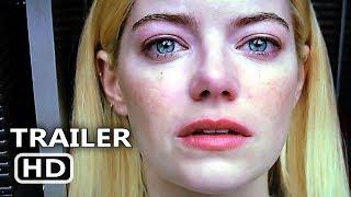 MANIAC Official Trailer (2018) Emma Stone, Jonah Hill, Sci-Fi Netflix Series HD