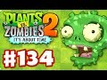 Plants vs. Zombies 2: It's About Time - Gameplay Walkthrough Part 134 - Señor Piñata (iOS)