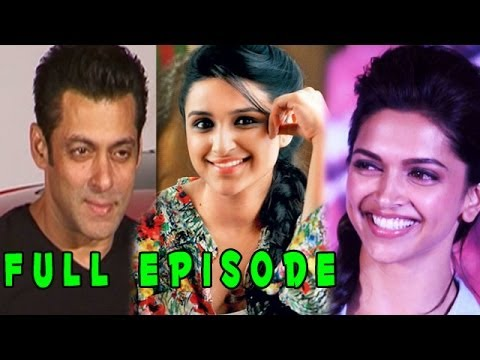 Salman Khan Faces music royalty issues for Kick, Deepika Padukone replaces Parineeti Chopra & more