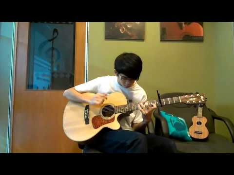(Jason Mraz) I'm yours - Kelvin lee
