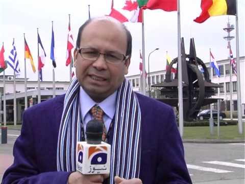 Nato US,Pak Afghan Meeting in Brussels