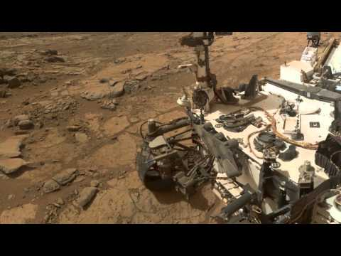 Curiosity Rover Dates a Younger Rock | 12/09/2013 | NASA JPL Mars Space HD