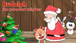 Tuần Lộc Mũi Đỏ Rudolph - Truyện Tiếng Anh Cho bé - Rudolph Red-nosed Reindeer