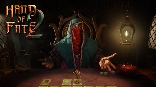 Hand of Fate 2 - Announce Trailer