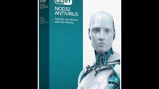 ESET NOD32 Antivirus 7 [instalacion Y Activacion]