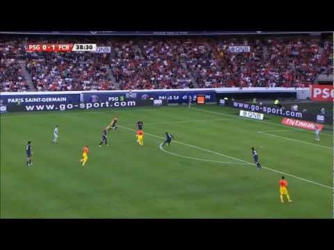 lionel messi 2013 - pre season - skills & goals - hd