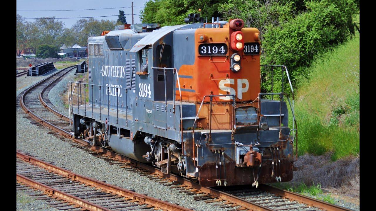 diesel trains galore youtube