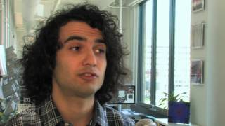 Tigran Hamasyan - Interview 2010