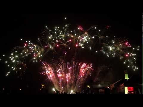 (HD) Finland - 3rd Philippine International Pyromusical Competition 2012