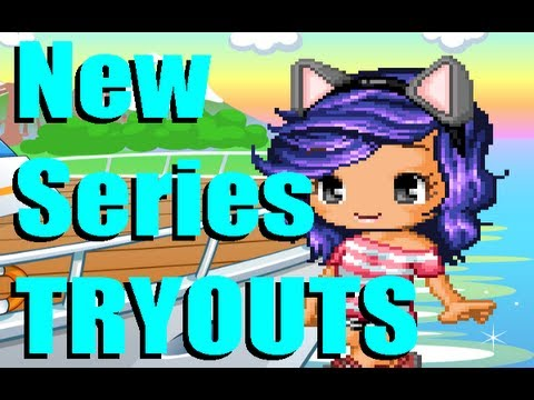 Fantage Series Tryouts ((OPEN)) 2013, To be in the series, read the description: Rules: You must have a member account or an account that you bought ecoins on that was lots of hair and clothes. A...