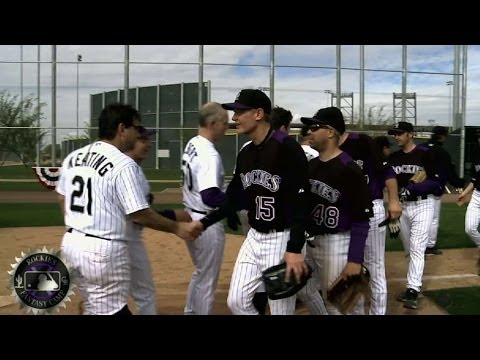 Colorado Rockies Fantasy Camp - Day 2