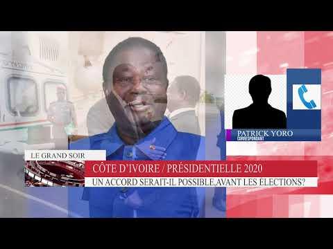 Cote d'Ivoire/ Présidentielle 2020 : Un Accord serait -il possible avant le 31 Octobre ?