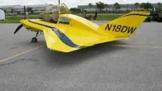 Dyke Delta Airplane