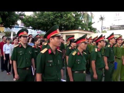 Video Chào mừng Khai giảng 2014 - 2015 trường VHNT Quân Đội cơ sở 2