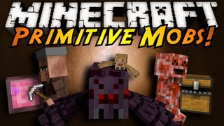Cooking | minecraft mod showcase primitive mobs | minecraft mod showcase primitive mobs