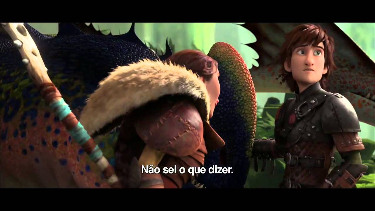 how to train your dragon 2 clips