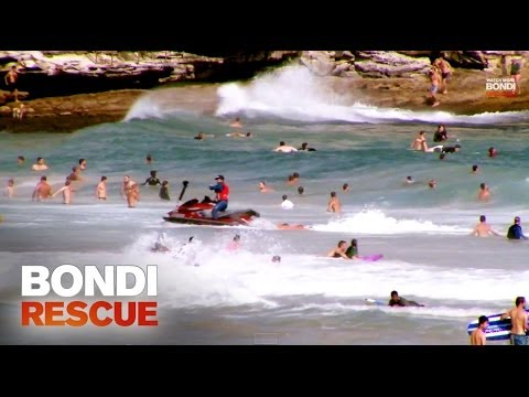 8yo Girl Disappears | Bondi Rescue S9