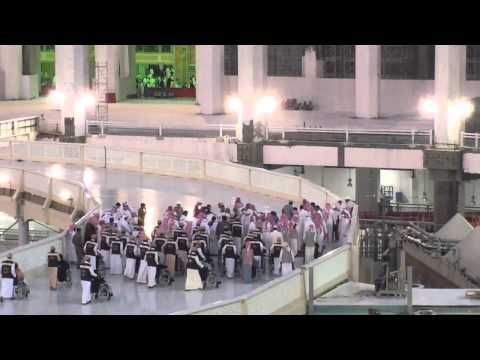 Live| New Mobile Floor Inaugurating 16th-17th Ramadan 2013