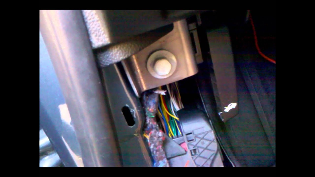 chevy cruze radio wiring diagram