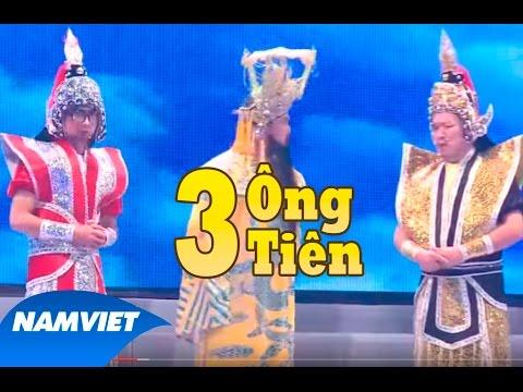 Tiểu Phẩm Hài 3 Ông Tiên (Chí Tài, Hứa Minh Đạt, Nhật Cường) - LiveShow Nàng Tiên Ngổ Ngáo