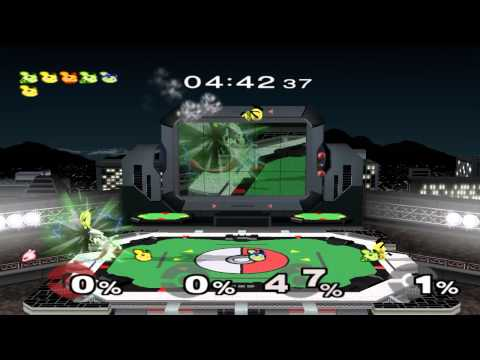 how to play mewtwo melee