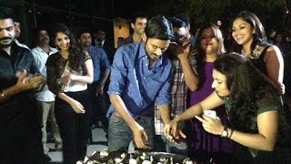 Dhanush Birthday Party on Kalam's Death Day angers Fans