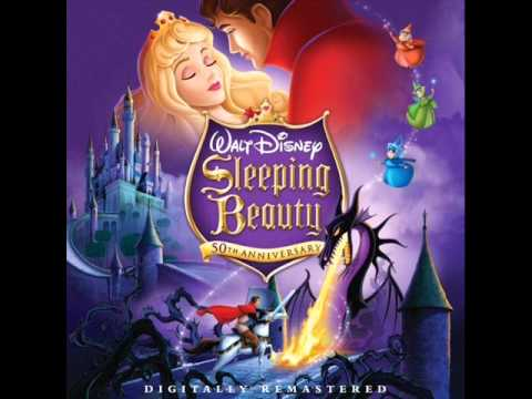 Sleeping Beauty OST - 03 - The Gifts of Beauty and Song/Maleficent Appears/True Love Conquers All