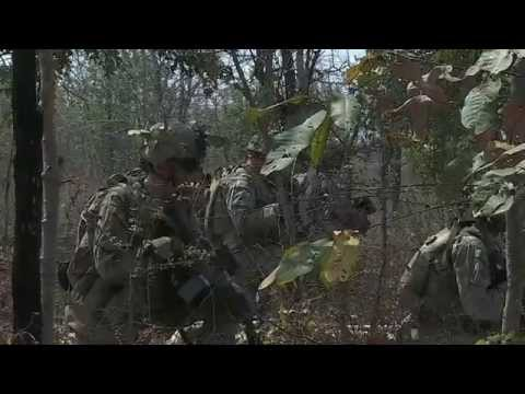 THAILAND!  U.S. Soldiers Participate in Live-Fire Exercise!  Exercise Cobra Gold 2014!