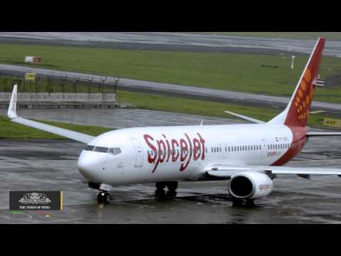 SpiceJet Goes For Re 1 Base Fare - TOI