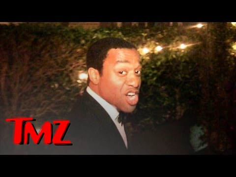 Chiwetel Ejiofor -- He Got Some Pizza