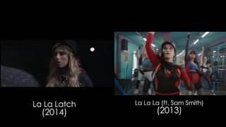 La La Latch - Pentatonix (Side By Side)