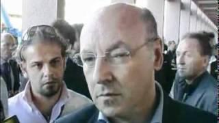 01/09/2010 - Marotta e il mercato della Juventus
