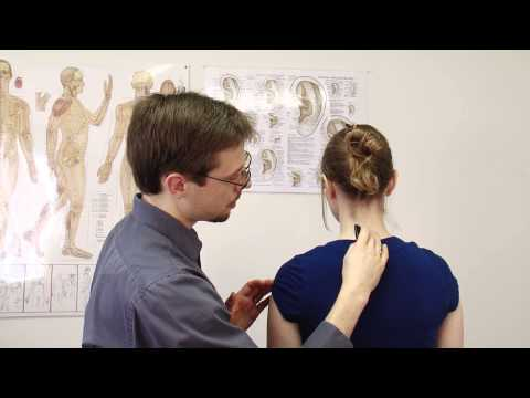 Head & Spine Acupressure & Self-massage