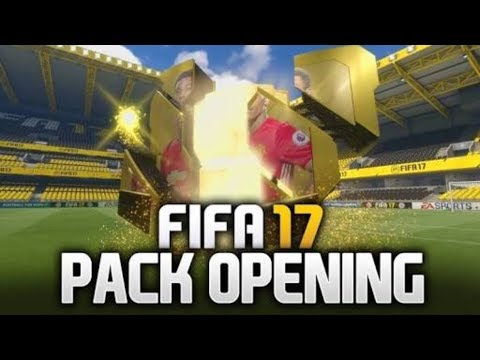 FIFA 17 - INSANE PACK OPENING - WALKOUT!!? - *must watch*