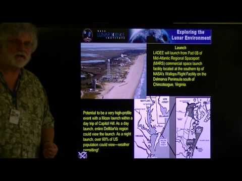 Brian Day, Director of Education and Public Outreach, NASA Lunar Science Institute