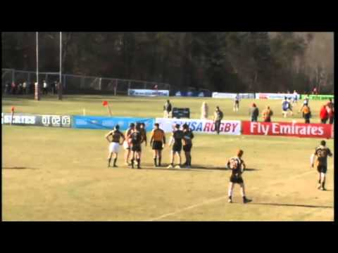 2013 USA Rugby College 7s National Championship: Navy vs Texas
