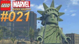 LEGO MARVEL SUPER HEROES #021 Freiheitsstatue ★ Let's