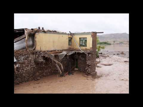 Flash floods in Afghanistan