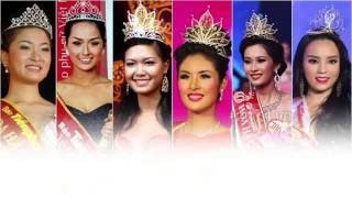 [ Hoa hậu VN] Giây phút đăng quang của các Hoa hậu Việt Nam