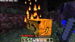 Especial De Halloween En Minecraft! Parte 1