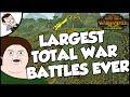 Trying to Make the Largest Total War Battles Ever Total War WARHAMMER 2 Sponsored