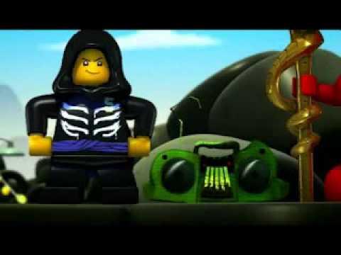Lego NinjaGo xanh la phan3 tap5 Ran can tieng Viet