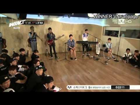 [vietsub] WIN - Who Is Next E04 [full]