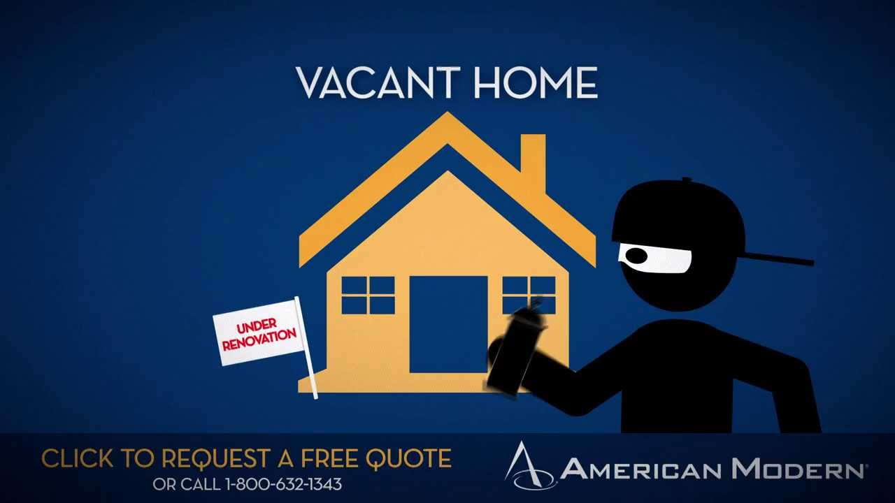 Vacant Home Insurance American Modern Insurance Group