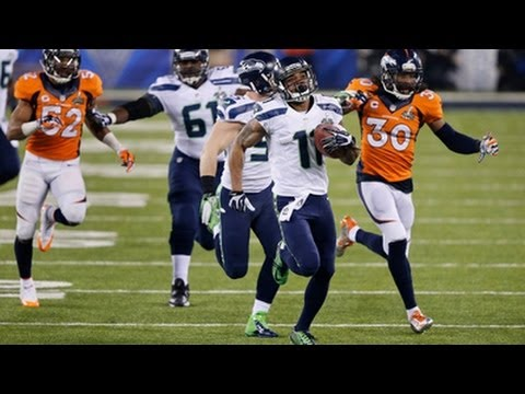 Seattle SeaHawks vs Denver Broncos Super Bowl XLVIIIl Fan Reaction