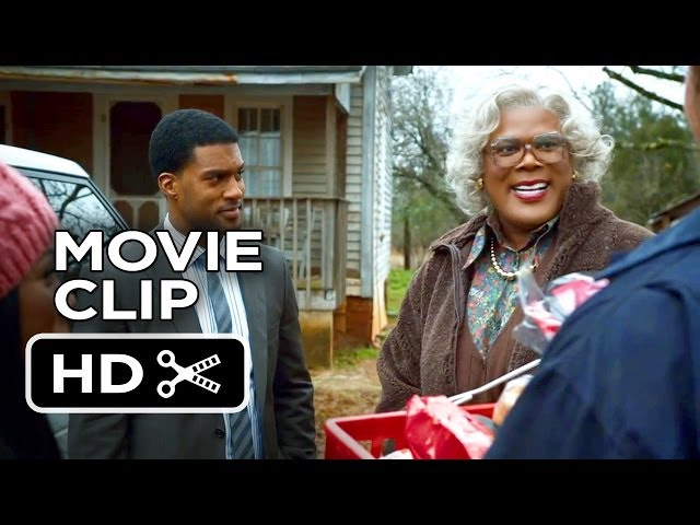 Tyler Perry's A Madea Christmas Movie CLIP #1 (2013) - Tyler Perry Movie  HD