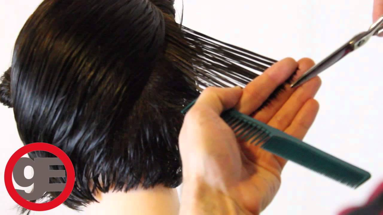 Bob Haircut With Graduation How To Cut Graduated Bob